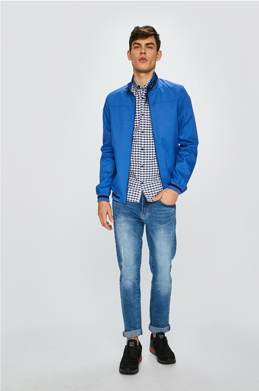 color Azul M.